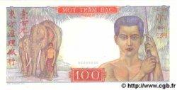100 Piastres INDOCHINE FRANÇAISE  1947 P.082a NEUF