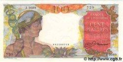 100 Piastres INDOCHINE FRANÇAISE  1949 P.082b SPL