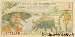1 Piastre INDOCHINE FRANÇAISE  1949 P.074 TTB