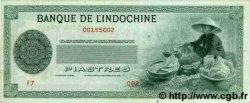 50 Piastres INDOCHINE FRANÇAISE  1945 P.077s pr.NEUF