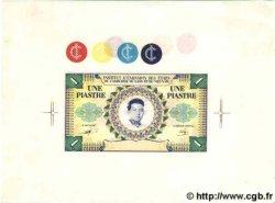 1 Piastre - 1 Riel INDOCHINE FRANÇAISE  1952 P.093 SPL