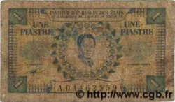 1 Piastre / 1 Dong INDOCHINE FRANÇAISE  1952 P.104 B