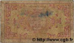 1 Piastre - 1 Dong  INDOCHINE FRANÇAISE  1952 P.104 B