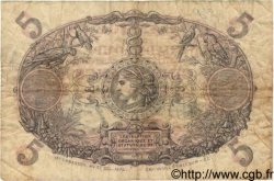 5 Francs GUADELOUPE  1930 P.07 TB+