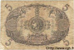 5 Francs GUADELOUPE  1930 P.07 pr.TB