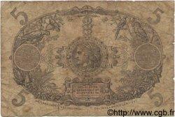 5 Francs GUADELOUPE  1944 P.07 pr.B