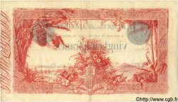 25 Francs GUADELOUPE  1929 P.08 pr.TTB