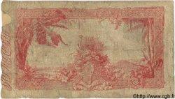 25 Francs GUADELOUPE  1934 P.08 B