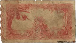 25 Francs rouge GUADELOUPE  1934 P.08 B