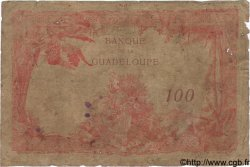 100 Francs GUADELOUPE  1930 P.16 AB