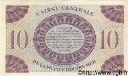 10 Francs GUADELOUPE  1944 P.27a SUP