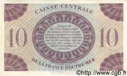 10 Francs GUADELOUPE  1944 P.27as SUP+