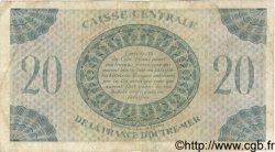 20 Francs GUADELOUPE  1944 P.28a pr.TB