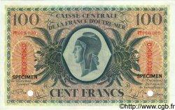 100 Francs GUADELOUPE  1944 P.29s pr.NEUF