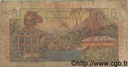 5 Francs GUADELOUPE  1946 P.31 AB