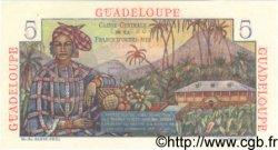 5 Francs GUADELOUPE  1946 P.31 NEUF