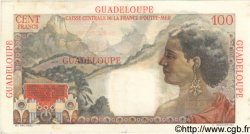 100 Francs GUADELOUPE  1946 P.35 pr.SUP