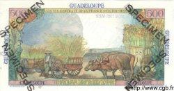 500 Francs GUADELOUPE  1946 P.36s pr.NEUF