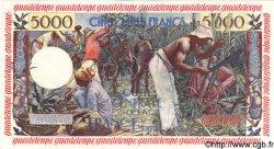 5000 Francs GUADELOUPE  1960 P.40 pr.SPL