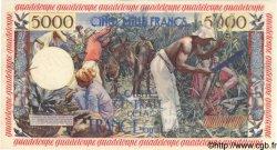 5000 Francs antillaise GUADELOUPE  1960 P.40s pr.NEUF