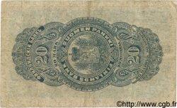 20 Markkaa FINLANDE  1898 P.005 TB+