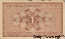1 Markka FINLANDE  1916 P.019 TTB+