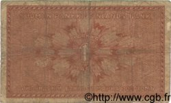 1 Markka FINLANDE  1916 P.019 B