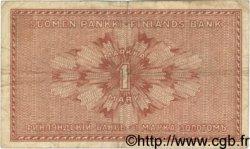 1 Markka FINLANDE  1916 P.019 pr.TTB