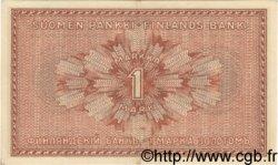 1 Markka FINLANDE  1916 P.019 SUP