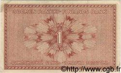 1 Markka FINLANDE  1916 P.019G TTB+