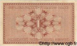 1 Markka FINLANDE  1916 P.019G SUP