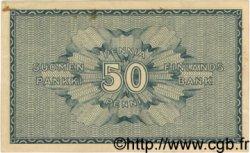 50 Pennia FINLANDE  1918 P.034 SUP+