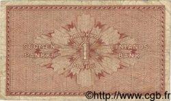 1 Markka FINLANDE  1918 P.035 TB