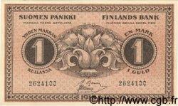 1 Markka FINLANDE  1918 P.035 SUP