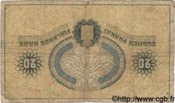 20 Markkaa FINLANDE  1918 P.038 B