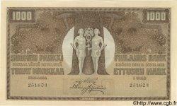 1000 Markkaa FINLANDE  1918 P.041 pr.NEUF
