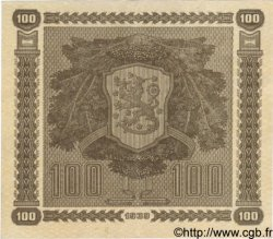 100 Markkaa FINLANDE  1939 P.073a pr.SPL