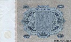 5000 Markkaa FINLANDE  1939 P.075a SPL