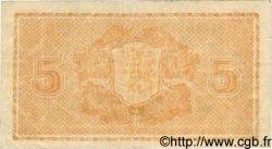 5 Markkaa FINLANDE  1945 P.076a TTB