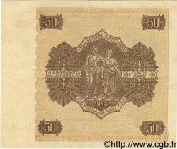 50 Markkaa FINLANDE  1945 P.079b SUP