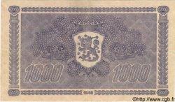 1000 Markkaa FINLANDE  1945 P.082 TTB