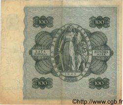 100 Markkaa FINLANDE  1945 P.088 TTB+