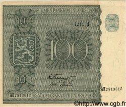 100 Markkaa FINLANDE  1945 P.088 SUP+