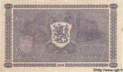 1000 Markkaa FINLANDE  1945 P.090 SPL