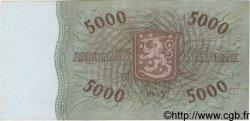5000 Markkaa FINLANDE  1955 P.094a SUP+