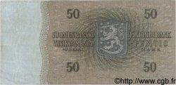 50 Markkaa FINLANDE  1963 P.107a TTB