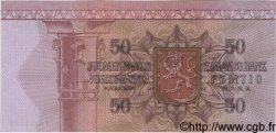 50 Markkaa FINLANDE  1977 P.108a SPL