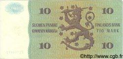 10 Markkaa FINLANDE  1980 P.111 TTB+