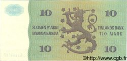 10 Markkaa FINLANDE  1980 P.111 SPL