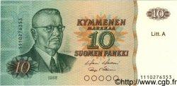 10 Markkaa FINLANDE  1980 P.112 NEUF